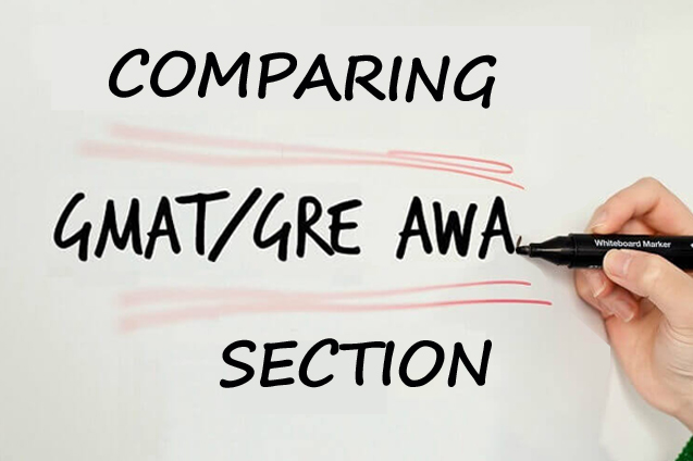 Comparing the GRE and GMAT Essay Section