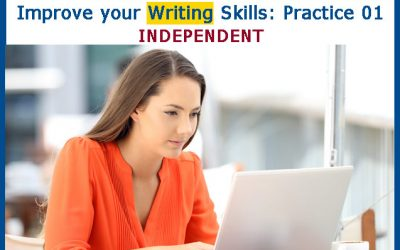 Improve Writing Skills: Practice 01